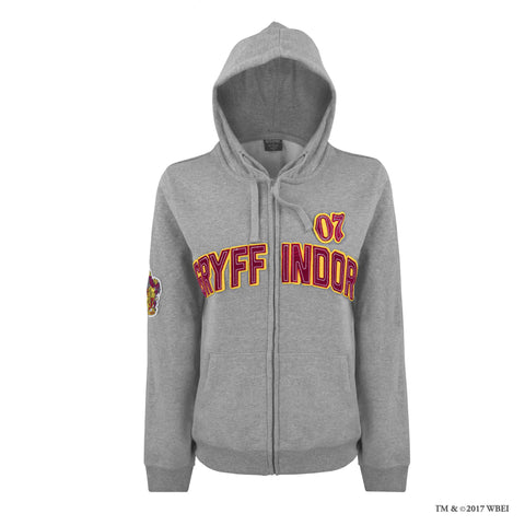 Gryffindor Ladies Hooded Sweatshirt