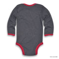 Hogwarts™ Long-Sleeved Baby Body Suit back