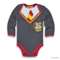 Hogwarts™ Long-Sleeved Baby Body Suit
