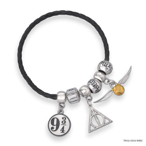 Harry Potter Charm Bracelet Set