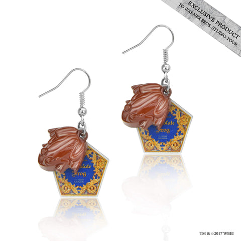 Chocolate Frog earrings