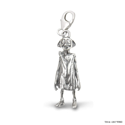 Dobby the House-Elf Sterling Silver Clip on Charm