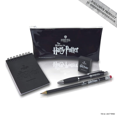 Warner Bros. Studio Tour Logo Stationery Set