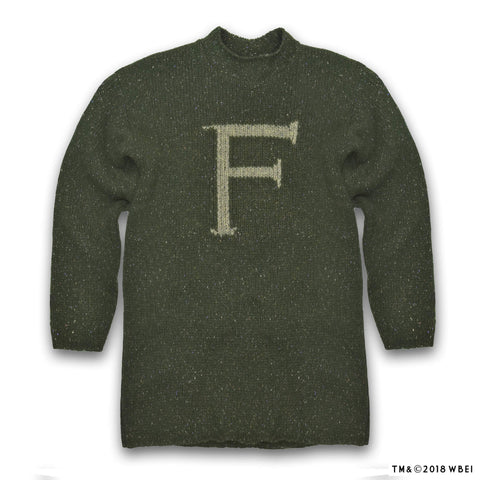 'F' for Fred Weasley Knitted Jumper front