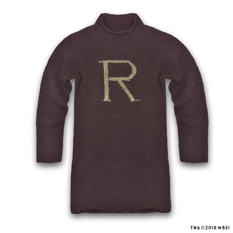 'R' for Ron Weasley™ Youth Knitted Jumper