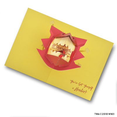 Howler™ Pop-Up Greeting Card