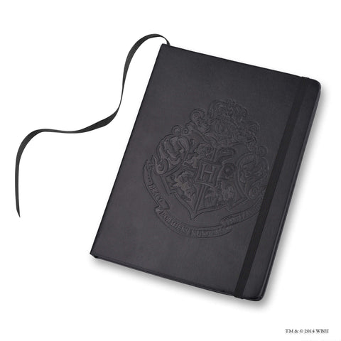 Personalised Hogwarts School Crest™ Embossed Journal