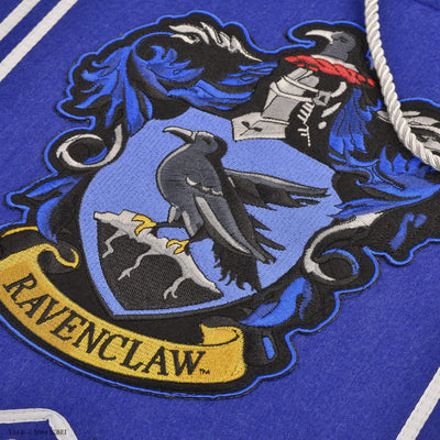 Ravenclaw Crest™ Embroidered Banner