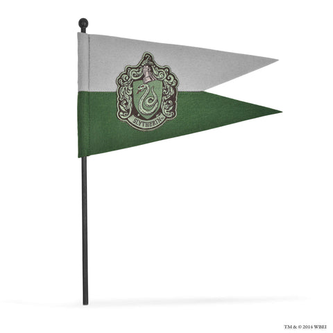 Slytherin Crest Pennant