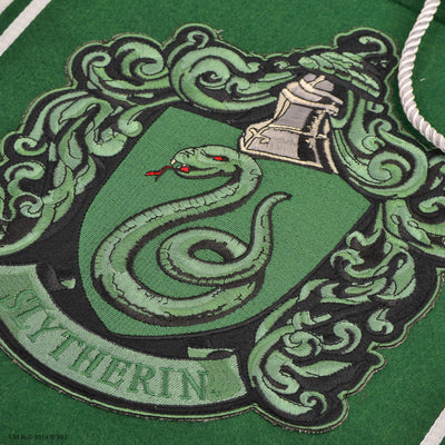 Slytherin Crest Embroidered Banner crest