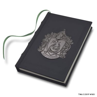 Slytherin™ Metal Crest Journal
