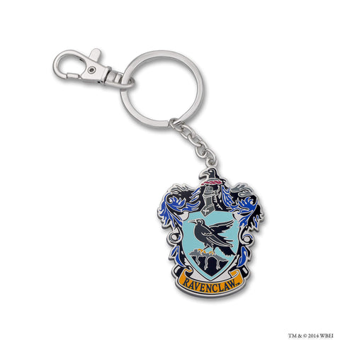 Ravenclaw Crest Medallion Key Chain