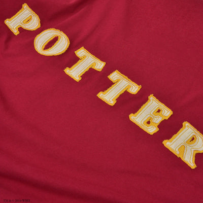 Gryffindor Adult's Jersey T-Shirt back