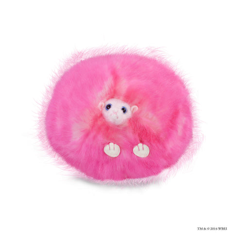 pink pygmy puff plush with sound