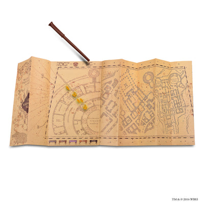 marauders map interactive toy