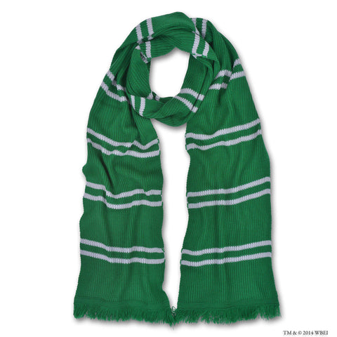 Authentic Slytherin Scarf