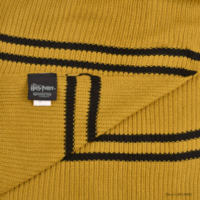 Authentic Hufflepuff Scarf with tag