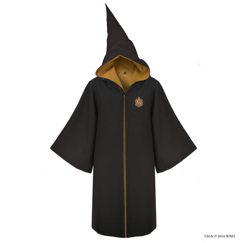 Authentic Hufflepuff Robe
