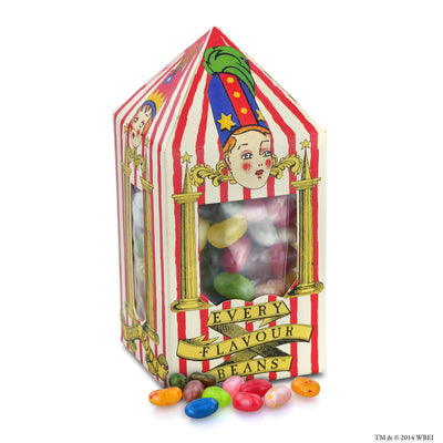 Bertie Bott's every flavour beans front