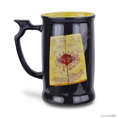 Marauder's Map Heat Reactive Footprint Mug