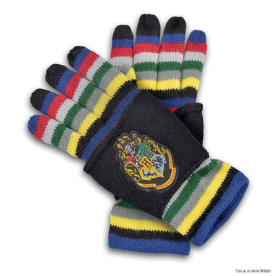 Hogwarts Crest Gloves