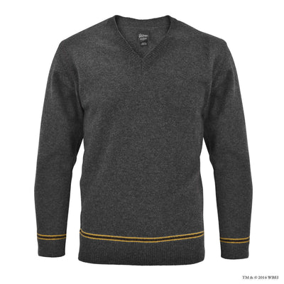 Hufflepuff V-Neck School Sweater