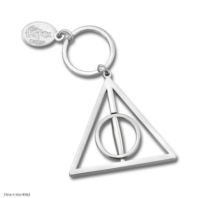 Deathly Hallows Spinner Keychain