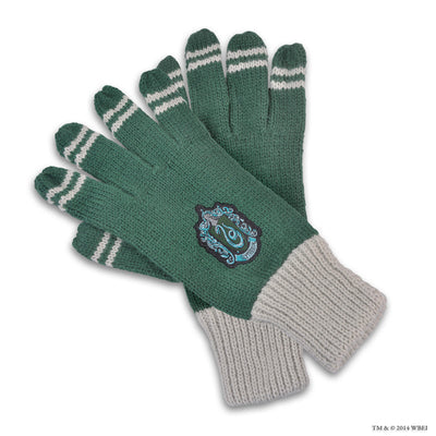 Slytherin Crest Gloves