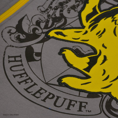 Hufflepuff Hooded Sweatshirt Unisex applique