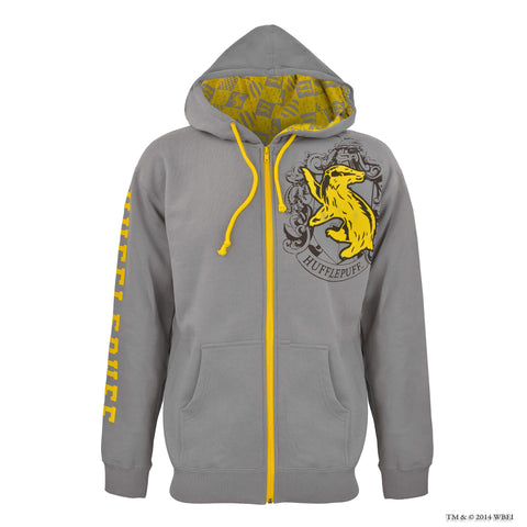 Hufflepuff™ Hooded Sweatshirt Unisex