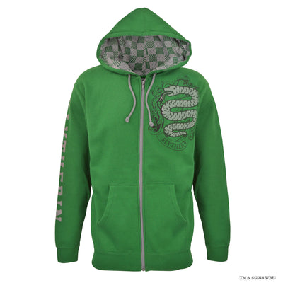 Slytherin Hooded Sweatshirt Unisex