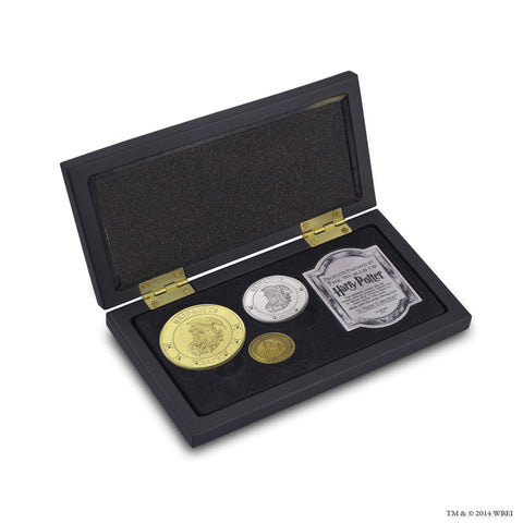 Gringotts Bank Coins
