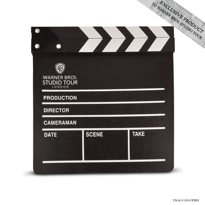 Warner Bros. Studio Tour London™ Clapboard