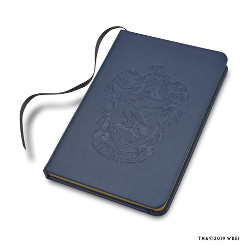 Personalised Ravenclaw Crest™ Embossed Journal