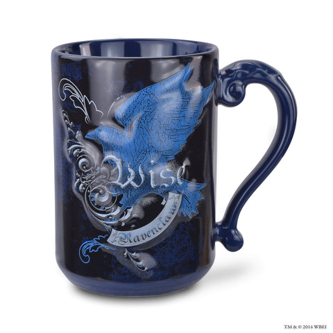 Ravenclaw Sculpted House Attribute Mug