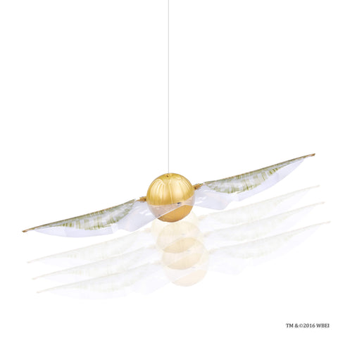 flying golden snitch toy