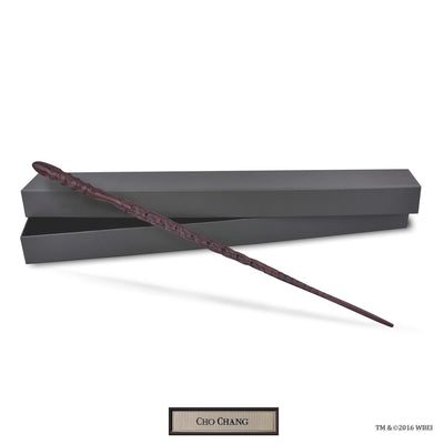 cho chang collectible wand and box