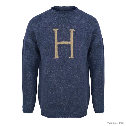 'H' for Harry Potter Knitted Jumper front