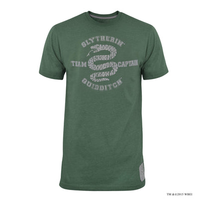 Slytherin Quidditch Team Captain T-shirt