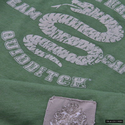 Slytherin™ Quidditch™ Team Captain T-shirt