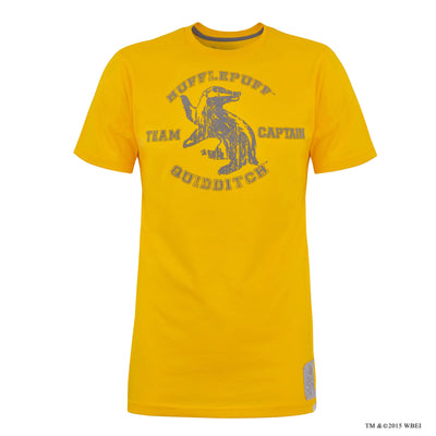 Hufflepuff Quidditch Team Captain T-shirt