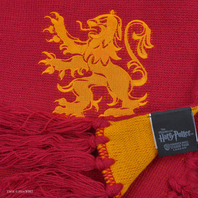 Gryffindor Reversible Scarf with tag