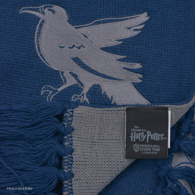 Ravenclaw Reversible Scarf with tag