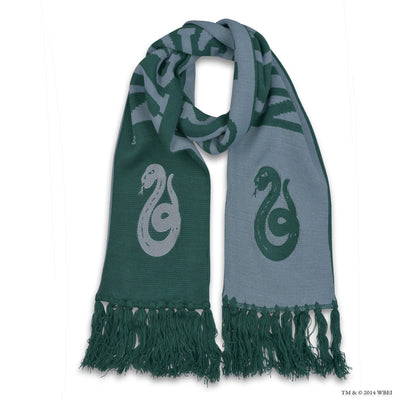 Slytherin Reversible Scarf