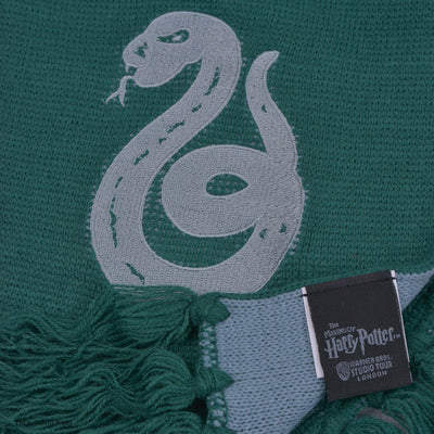 Slytherin Reversible Scarf with tag