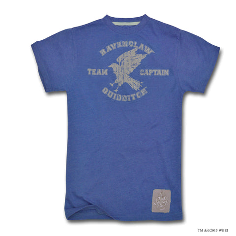 Children's Ravenclaw Quidditch Team Captain T-shirt
