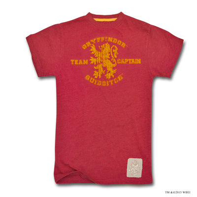 Children's Gryffindor Quidditch Team Captain T-shirt