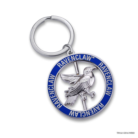 Ravenclaw House Icon Spinner Keychain