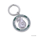 Slytherin™ House Icon Spinner Keychain