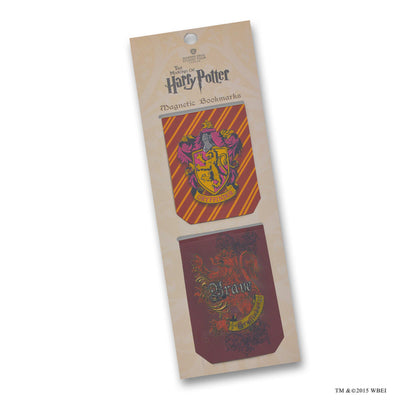 Gryffindor Magnetic Bookmarks